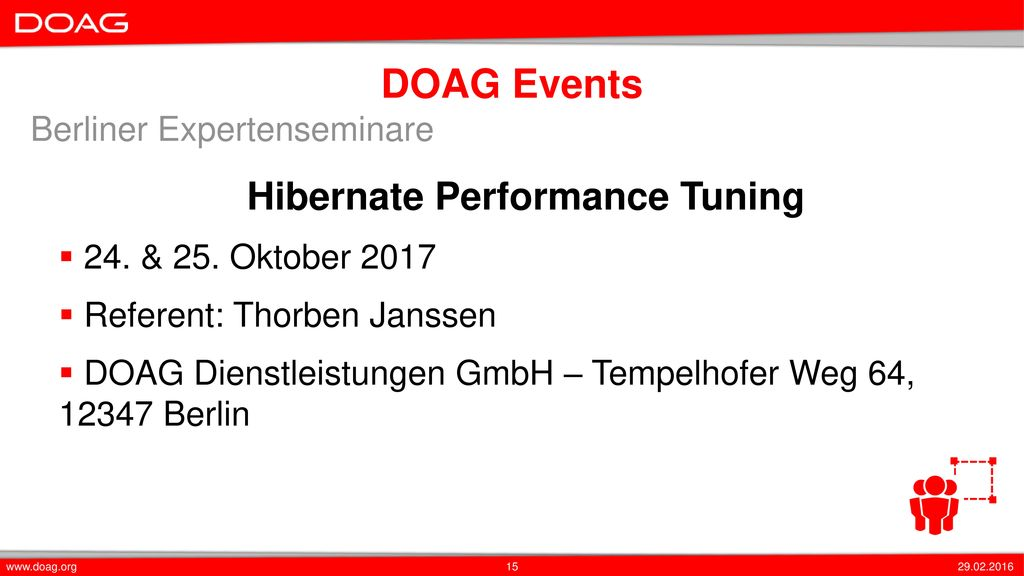 Hibernate Performance Tuning