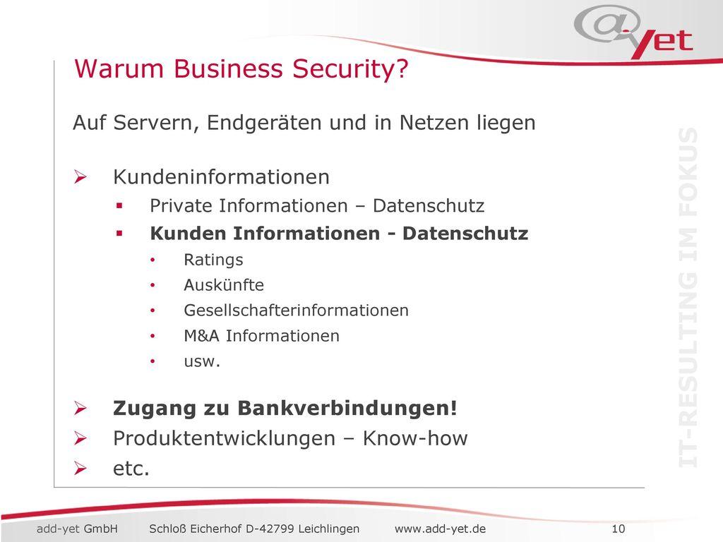 Compliance Datenschutz