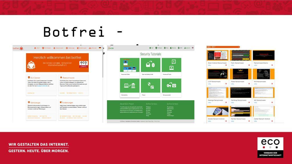 Botfrei – www.botfrei.de