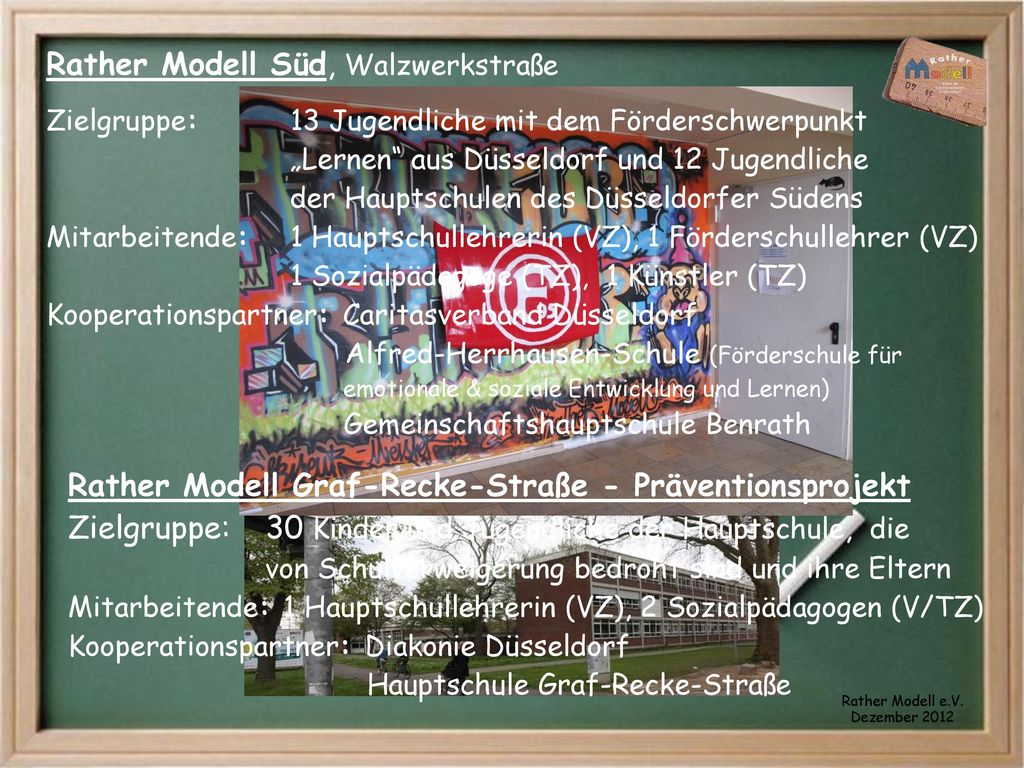 Rather Modell Süd, Walzwerkstraße