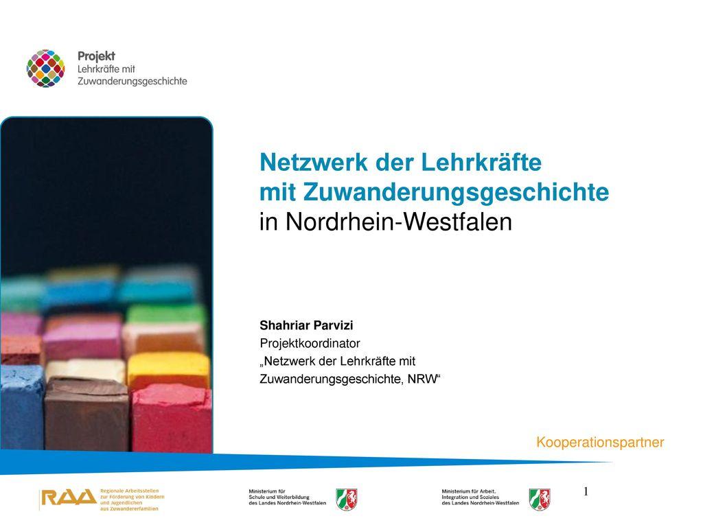 Netzwerk der Lehrkräfte mit Zuwanderungsgeschichte