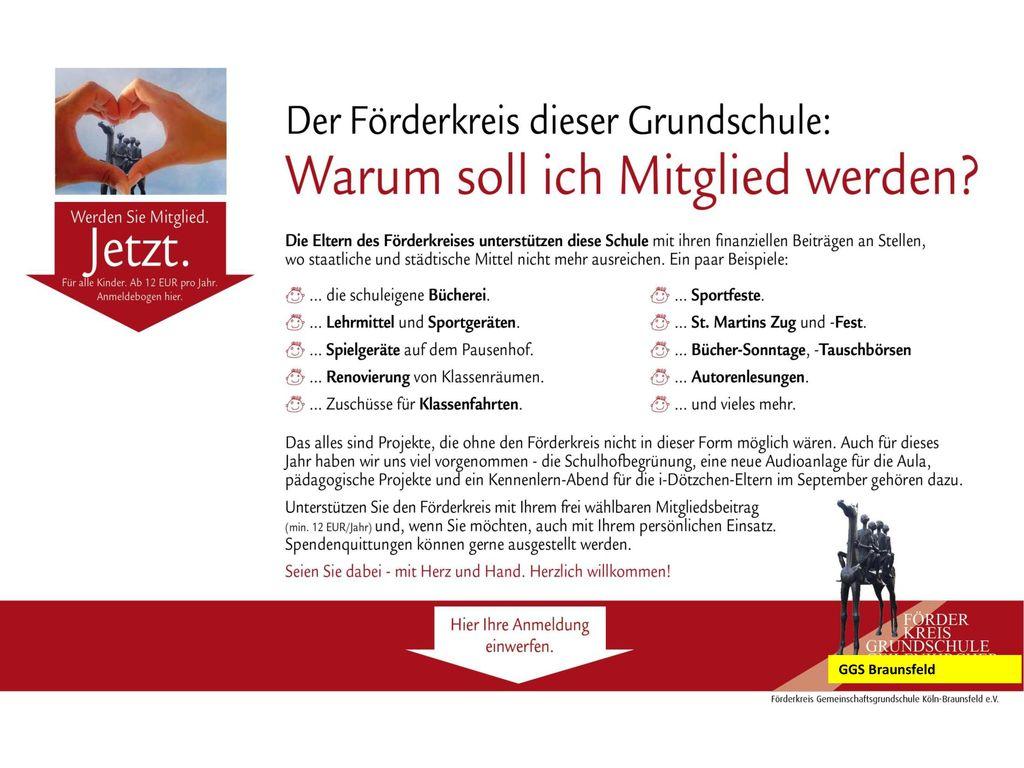 GGS Braunsfeld
