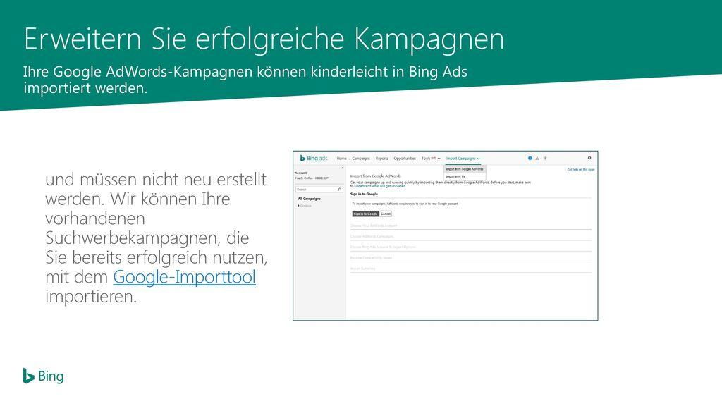Bing SMB Advertisers – Search Ads