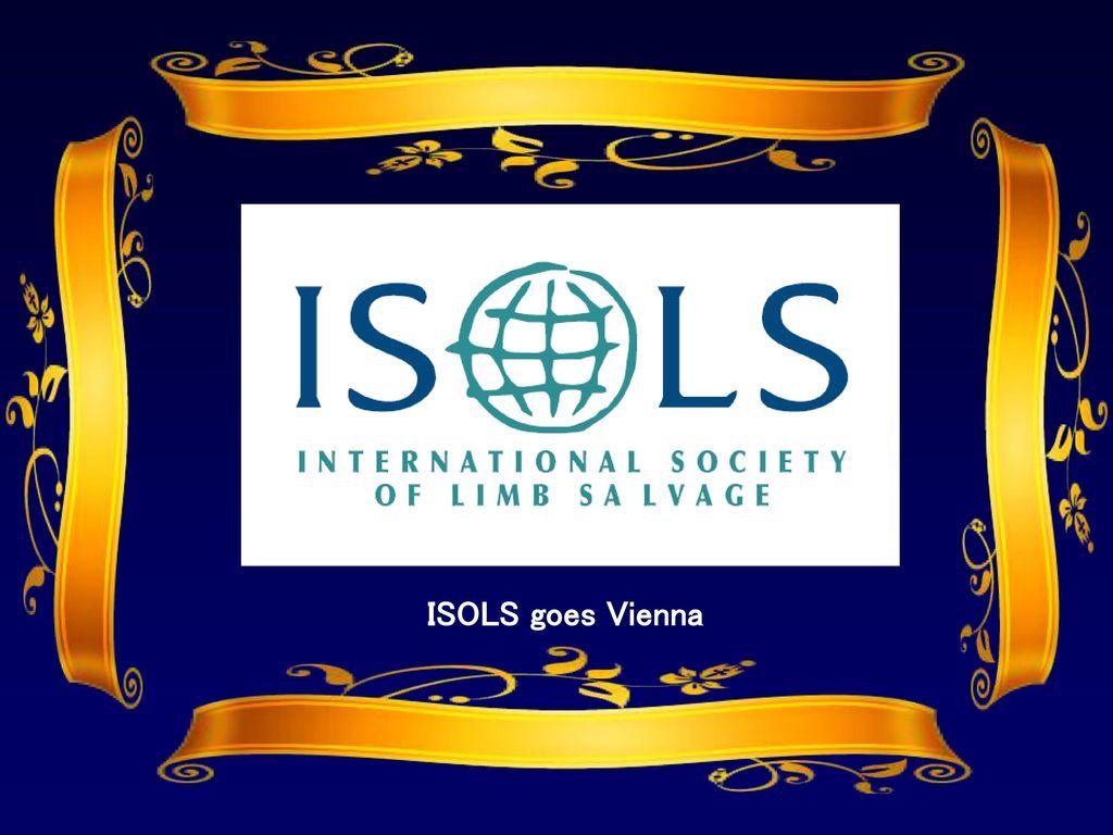 ISOLS goes Vienna Entwicklung der Orthopädie in den einzelnen Spezialbereichen - American Academy of Orthopaedic Surgeons (AAOS) – www.