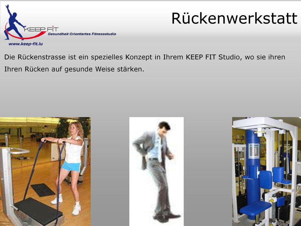Rückenwerkstatt www.keep-fit.lu.