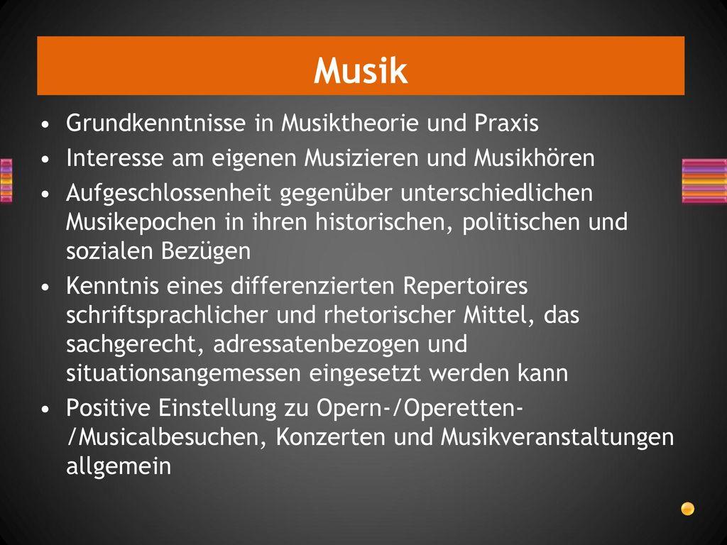 Musik Grundkenntnisse in Musiktheorie und Praxis