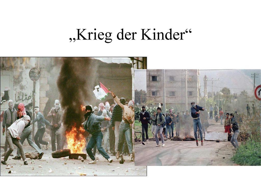 """""""Krieg der Kinder"""