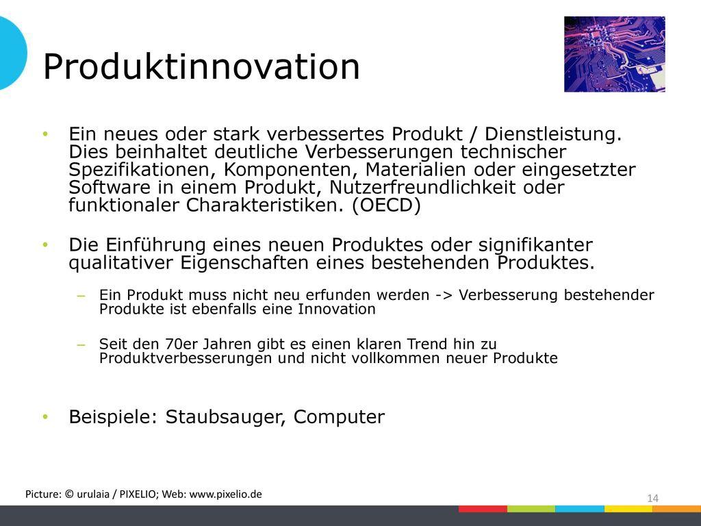 Produktinnovation
