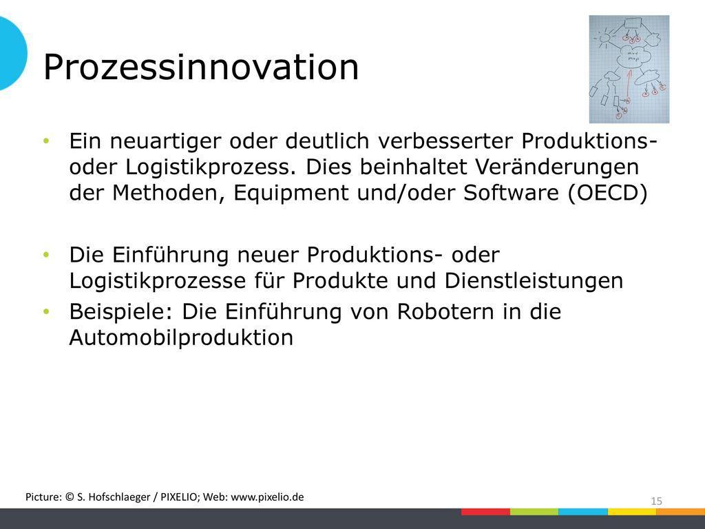Prozessinnovation