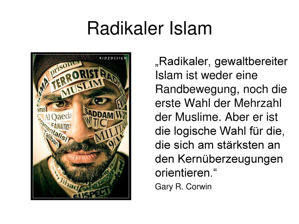 Radikaler Islam