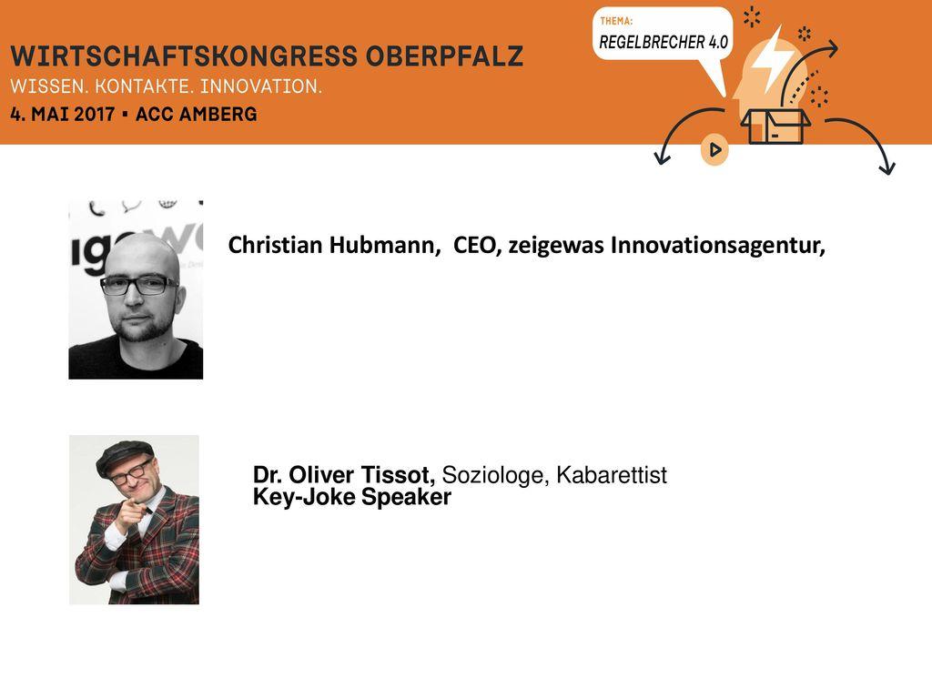 Christian Hubmann, CEO, zeigewas Innovationsagentur,