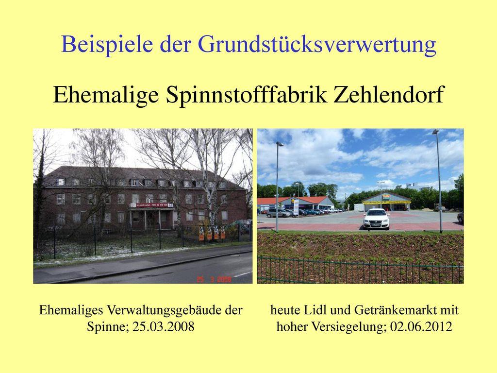 Ehemalige Spinnstofffabrik Zehlendorf