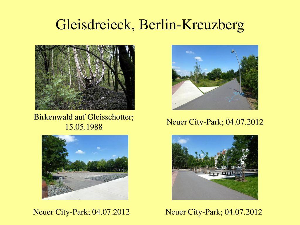 Gleisdreieck, Berlin-Kreuzberg