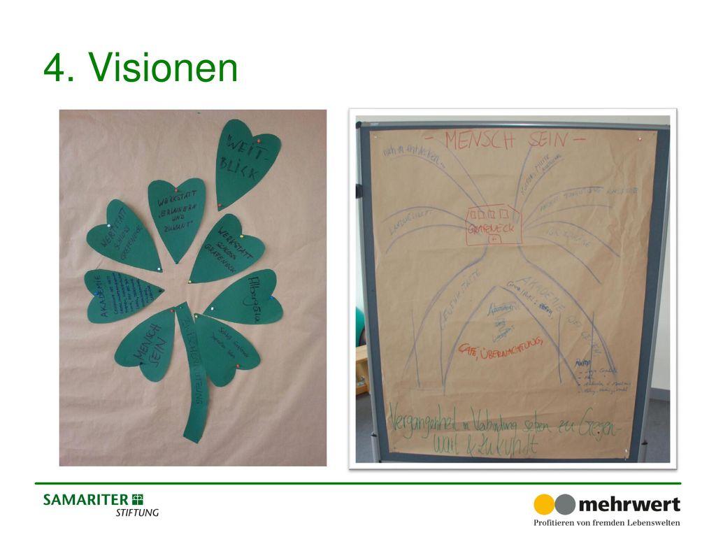 4. Visionen