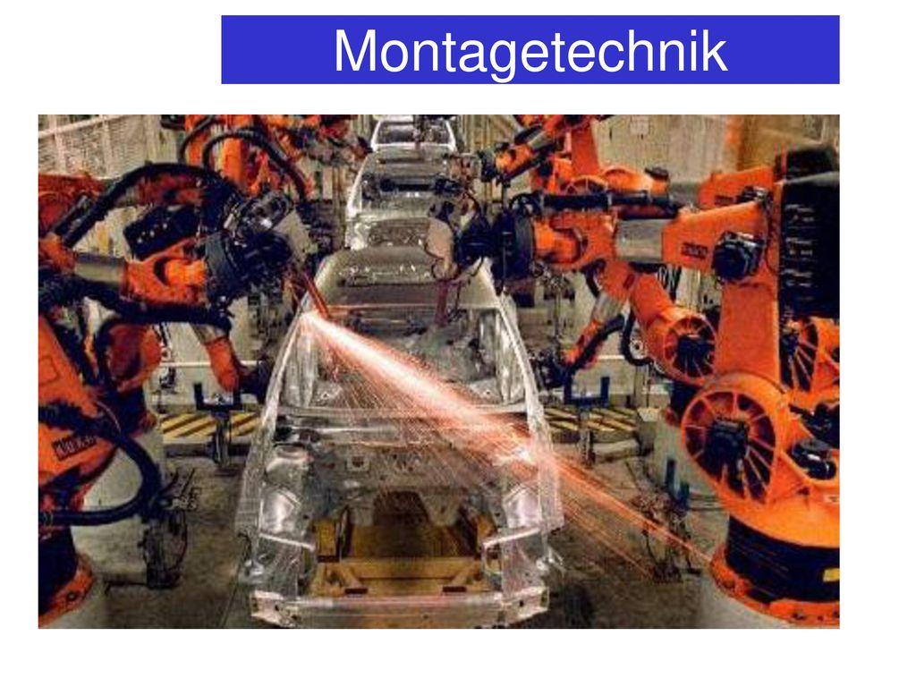 Montagetechnik