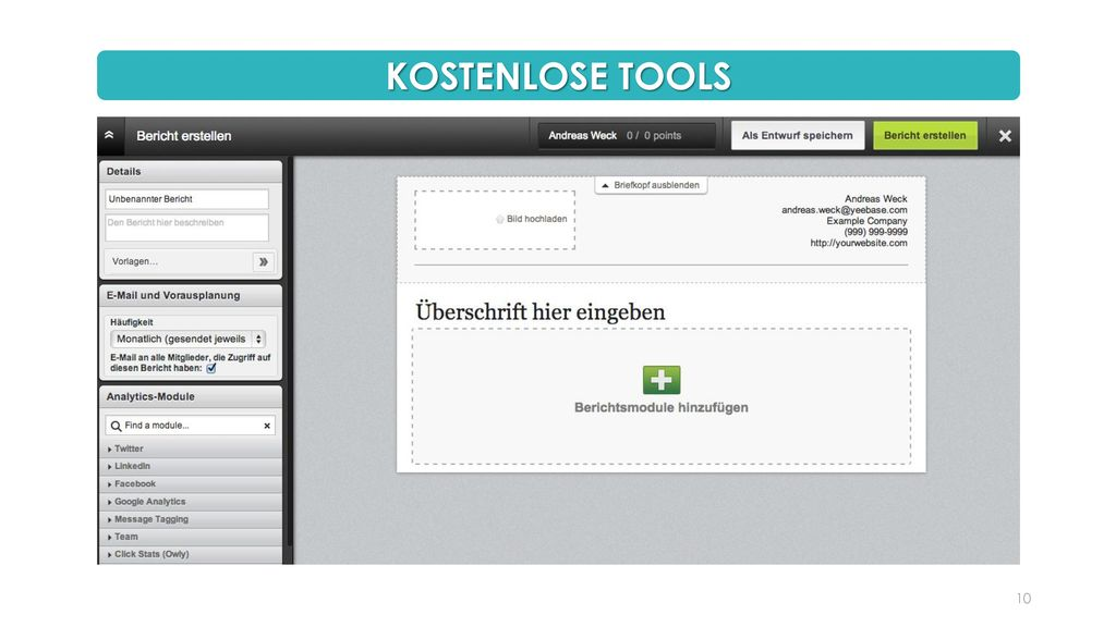 KOSTENLOSE TOOLS http://t3n.de/news/hootsuite-beginners-guide-479218/