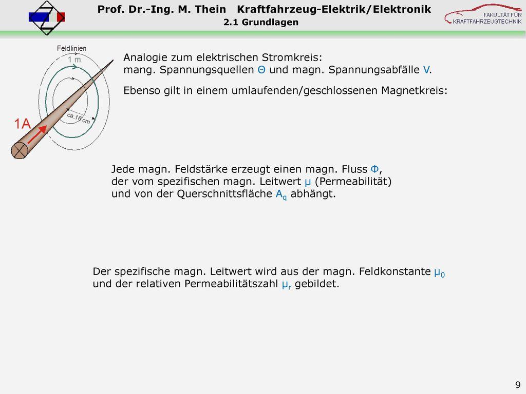 Fantastisch Elektrische Stromkreise Für Kraftfahrzeuge Ideen - Die ...
