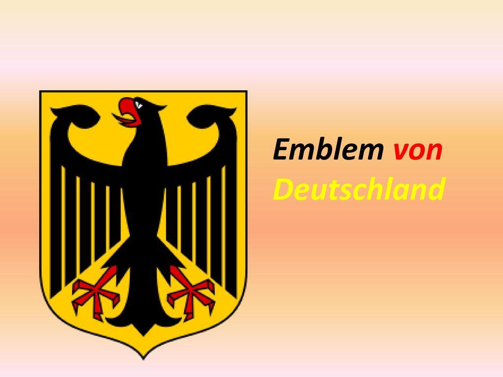 Emblem von Deutschland