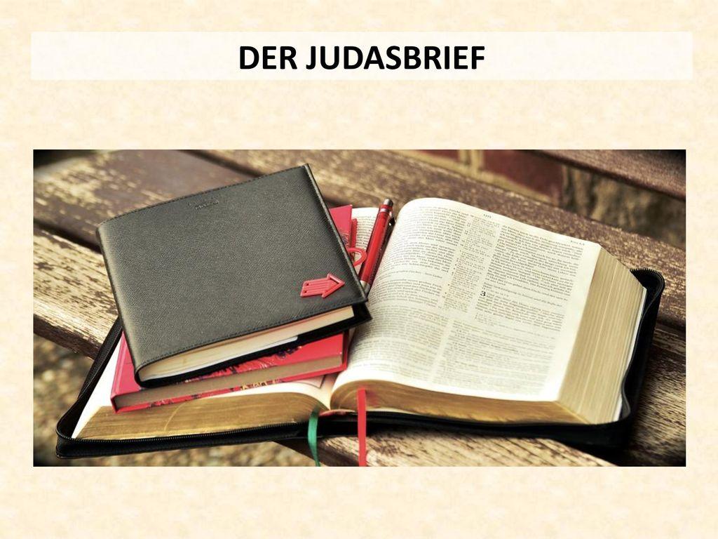 DER JUDASBRIEF
