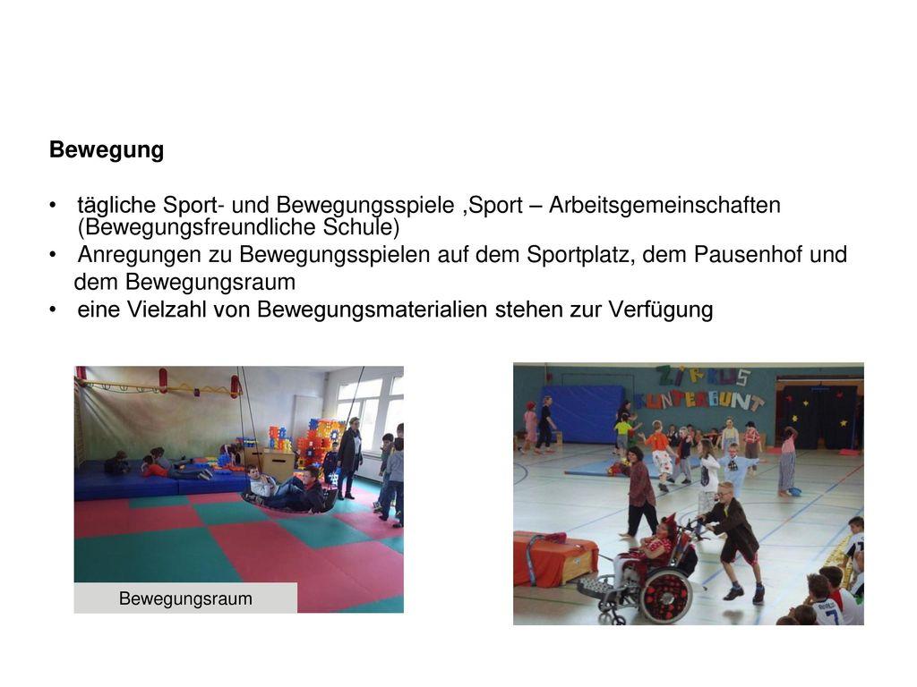 Anregungen zu Bewegungsspielen auf dem Sportplatz, dem Pausenhof und