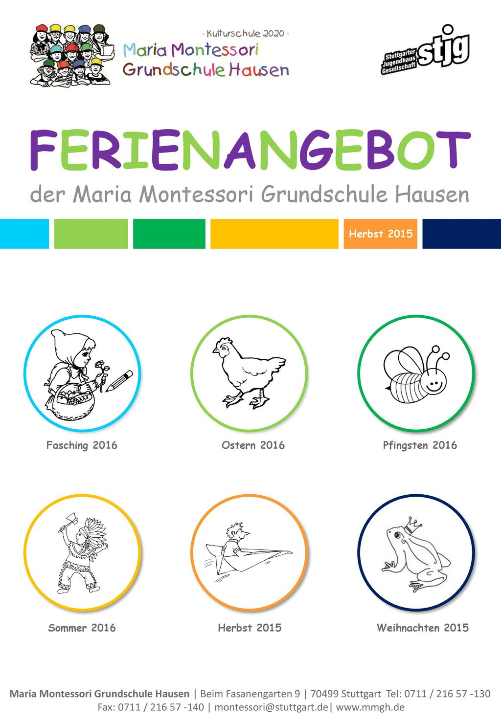 FERIENANGEBOT der Maria Montessori Grundschule Hausen