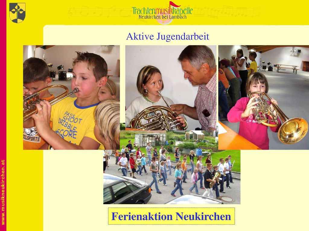 Ferienaktion Neukirchen