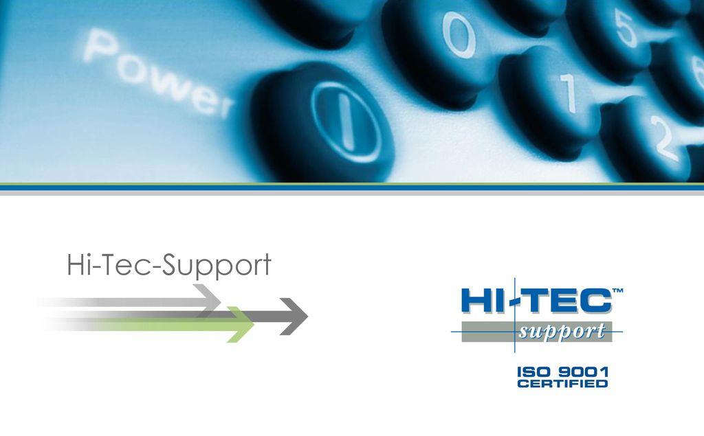 Hi-Tec-Support