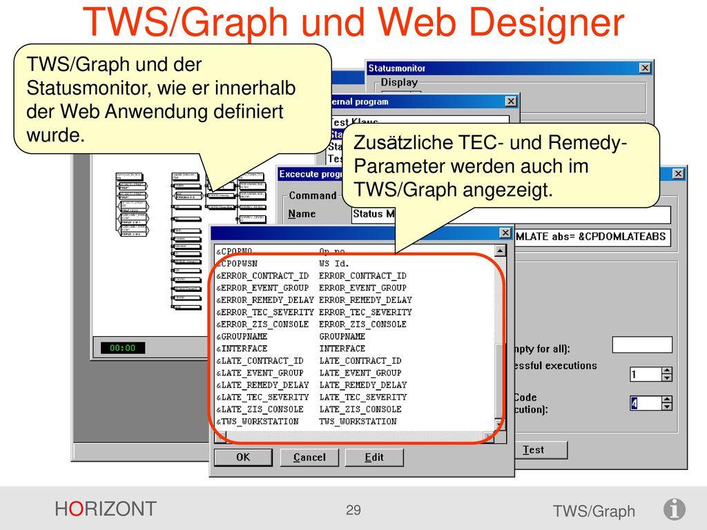 TWS/Graph und Web Designer