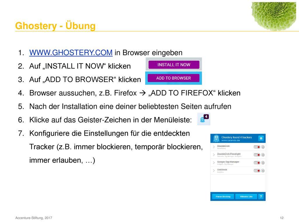Lightbeam - Beispiel Trainerhinweise / Script: