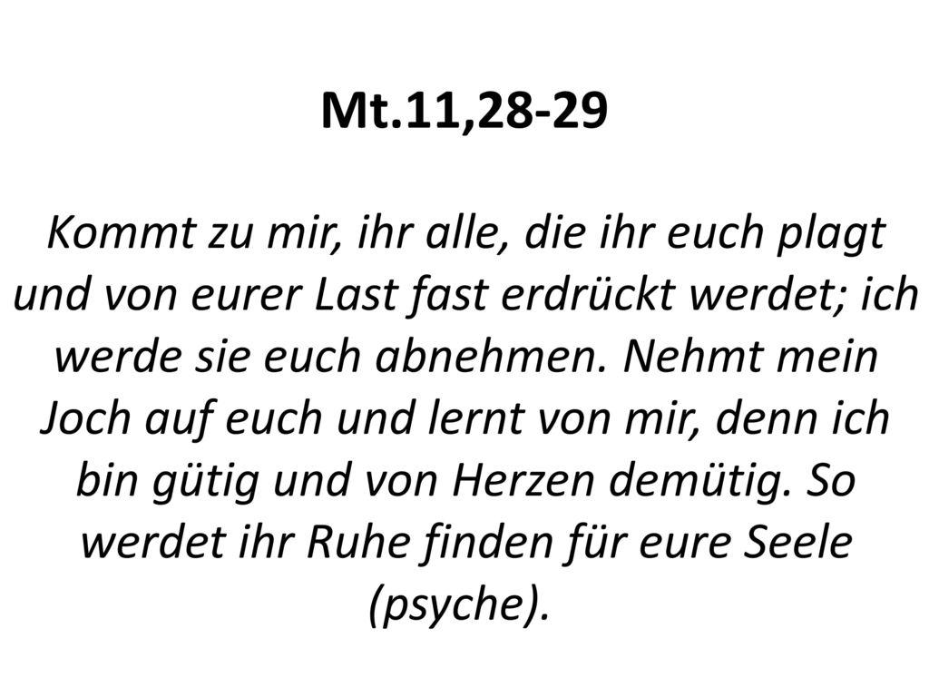 Mt.11,28-29