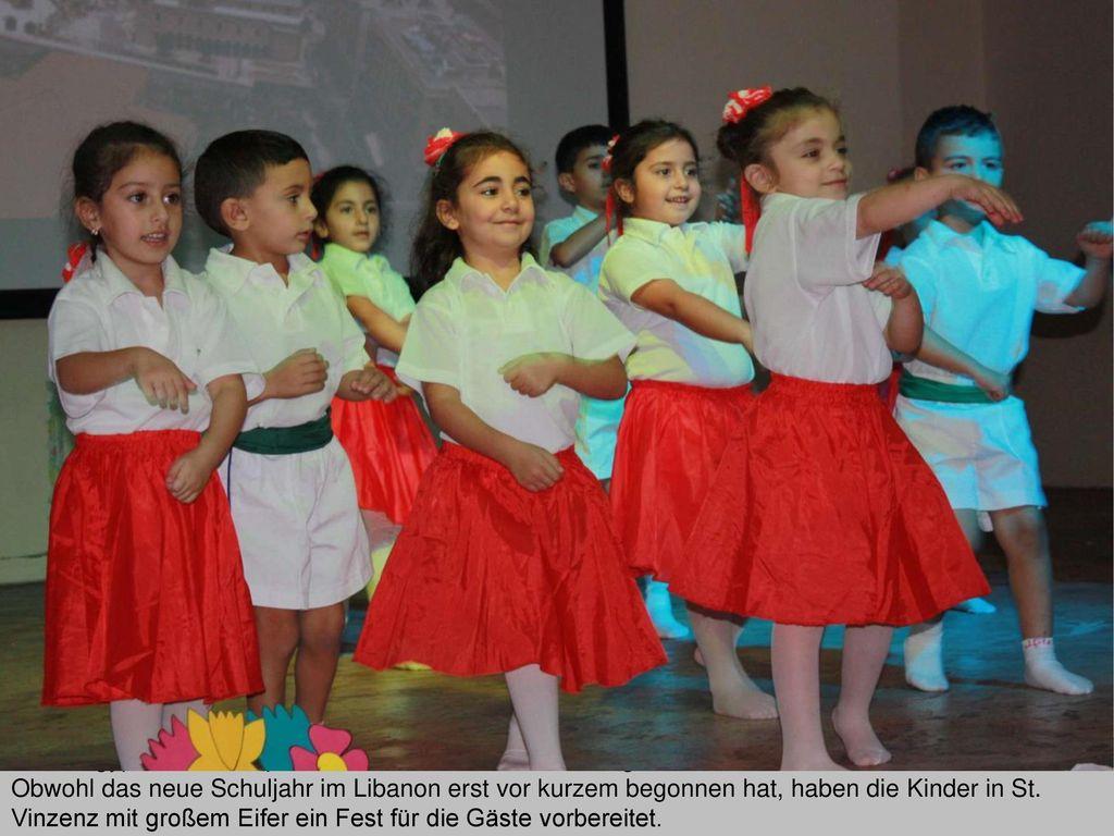 In der ägyptischen Hauptstadt Kairo betreibt die Ordensgemeinschaft der Comboni-Missionare seit Obwohl das neue Schuljahr im Libanon erst vor kurzem begonnen hat, haben die Kinder in St.