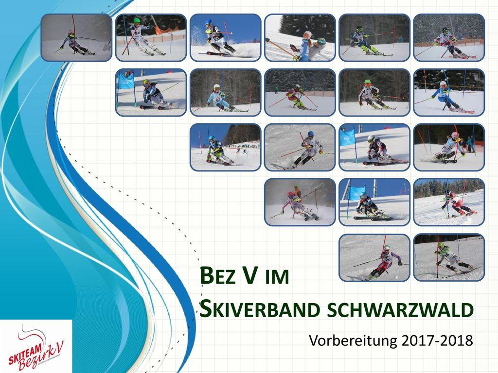 Bez V im Skiverband schwarzwald