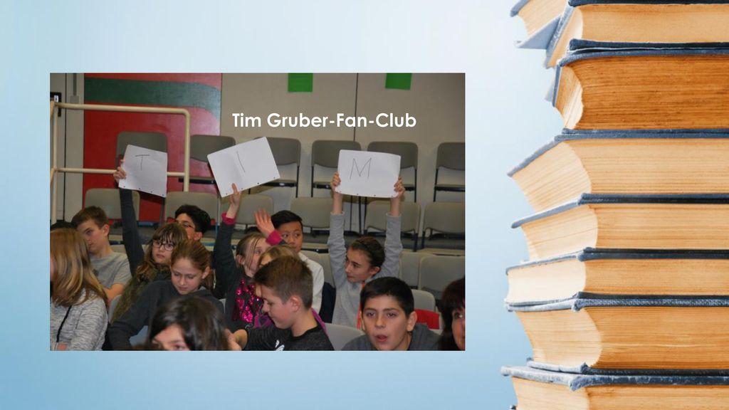 Tim Gruber-Fan-Club