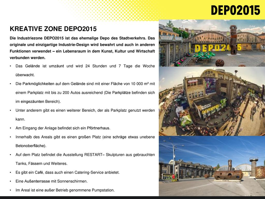 KREATIVE ZONE DEPO2015
