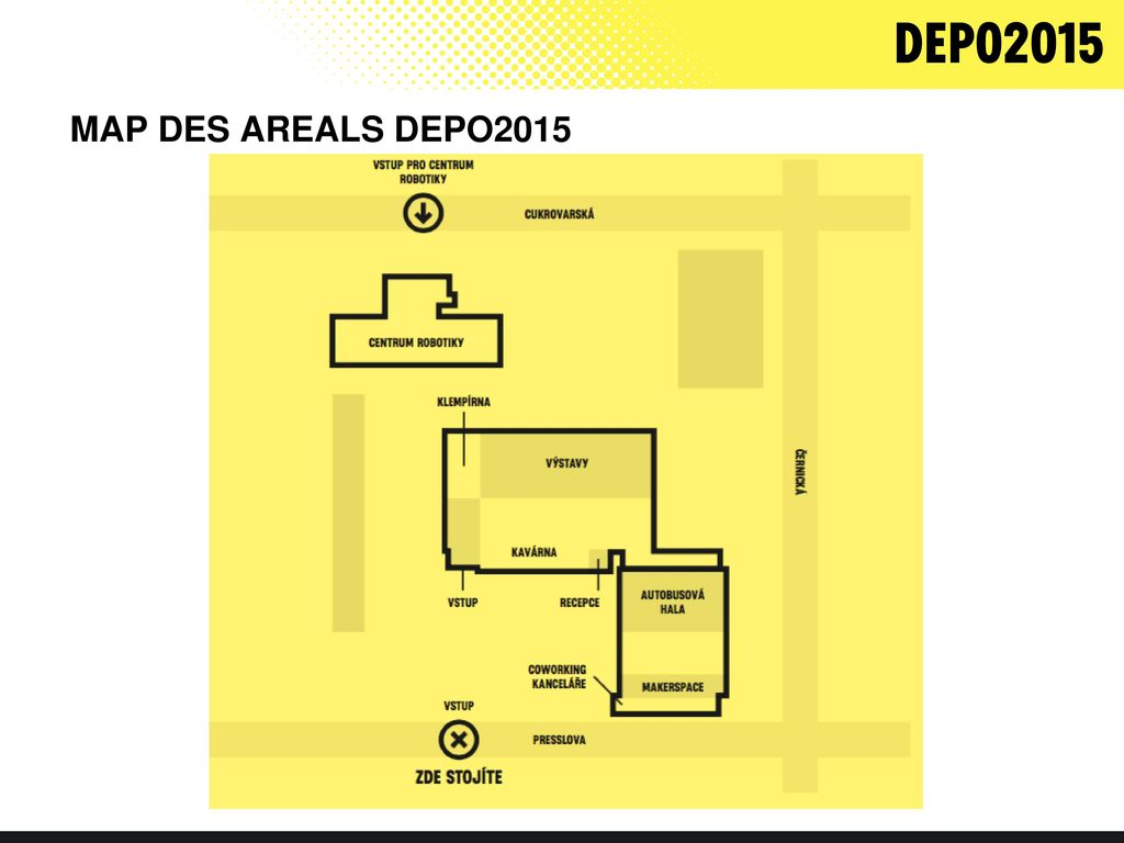 MAP DES AREALS DEPO2015