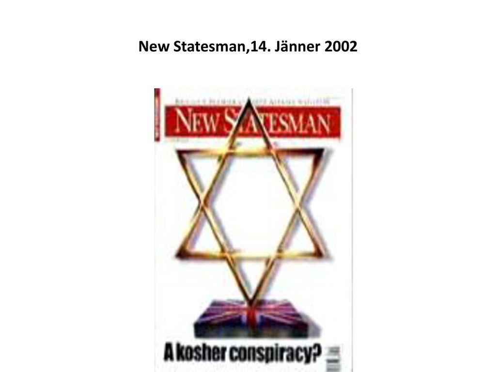 New Statesman,14. Jänner 2002