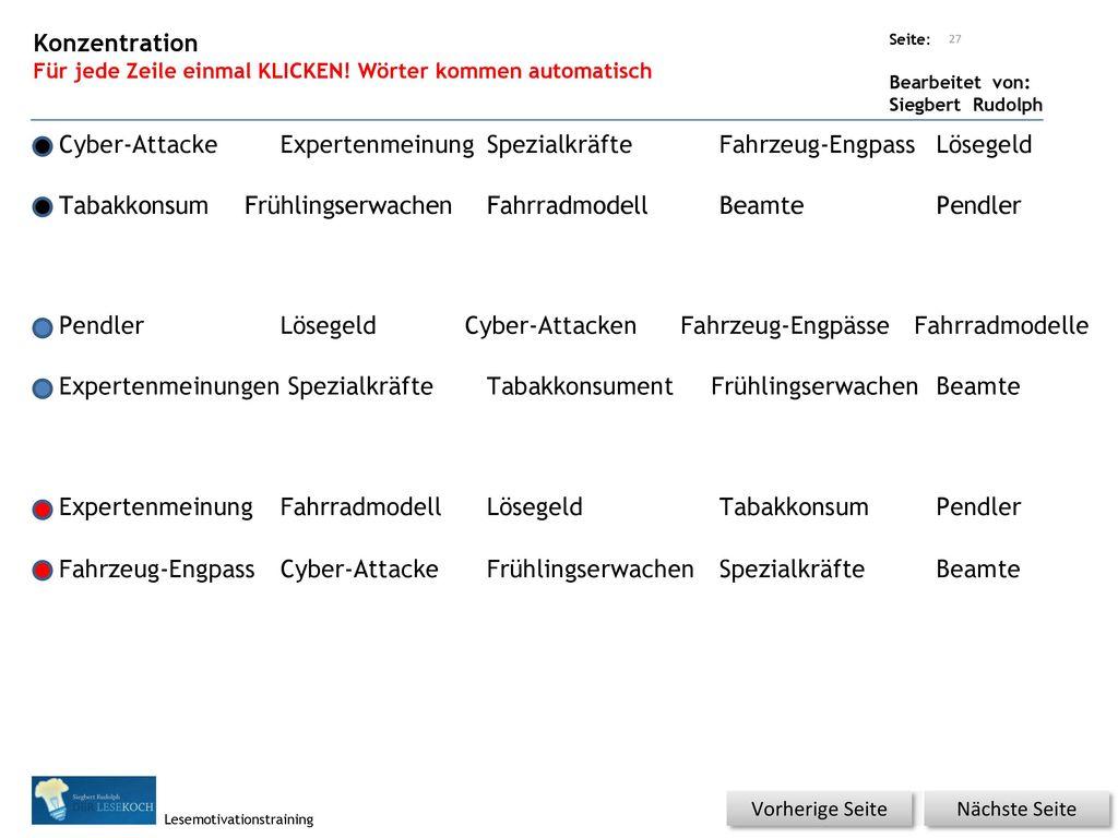 Konzentration Cyber-Attacke Expertenmeinung Spezialkräfte