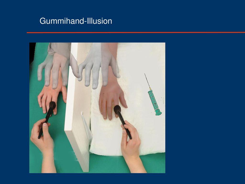 Gummihand-Illusion 8
