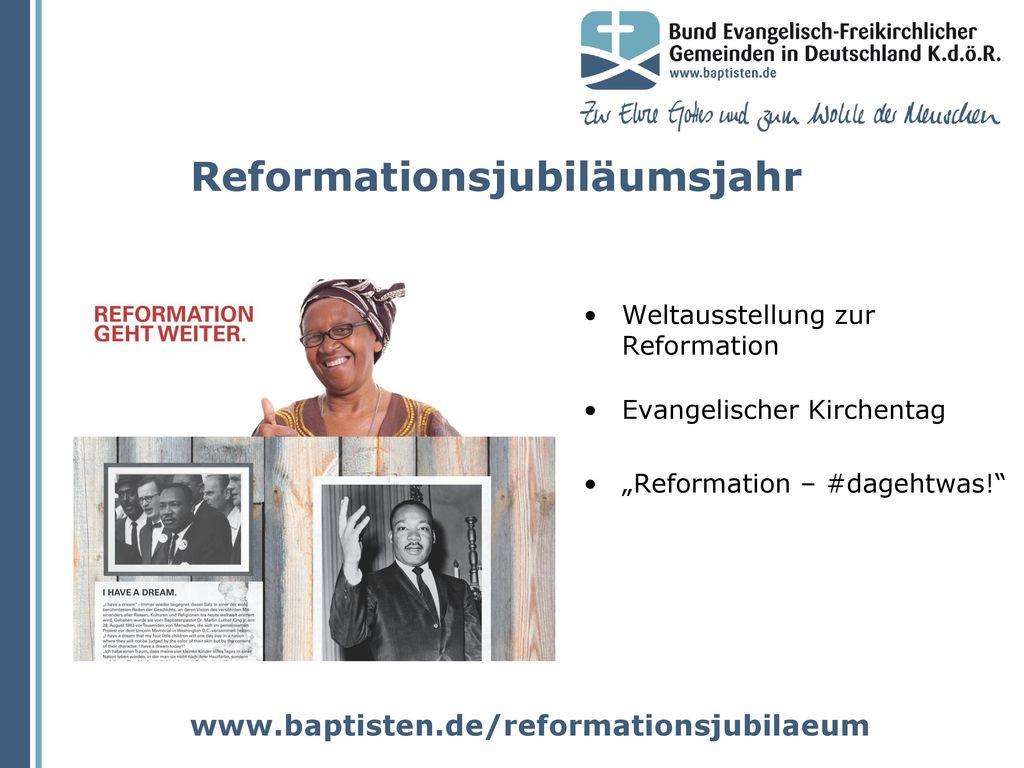 Reformationsjubiläumsjahr