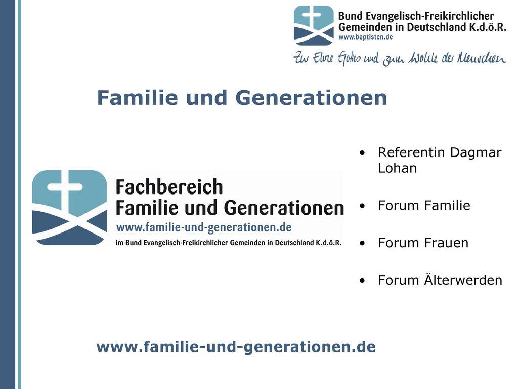 Familie und Generationen