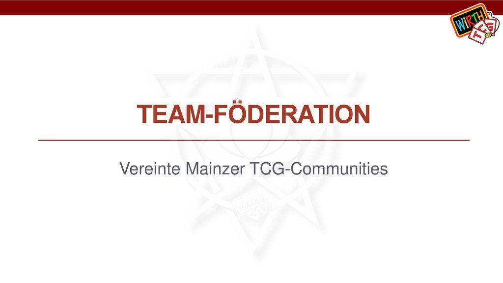 Vereinte Mainzer TCG-Communities