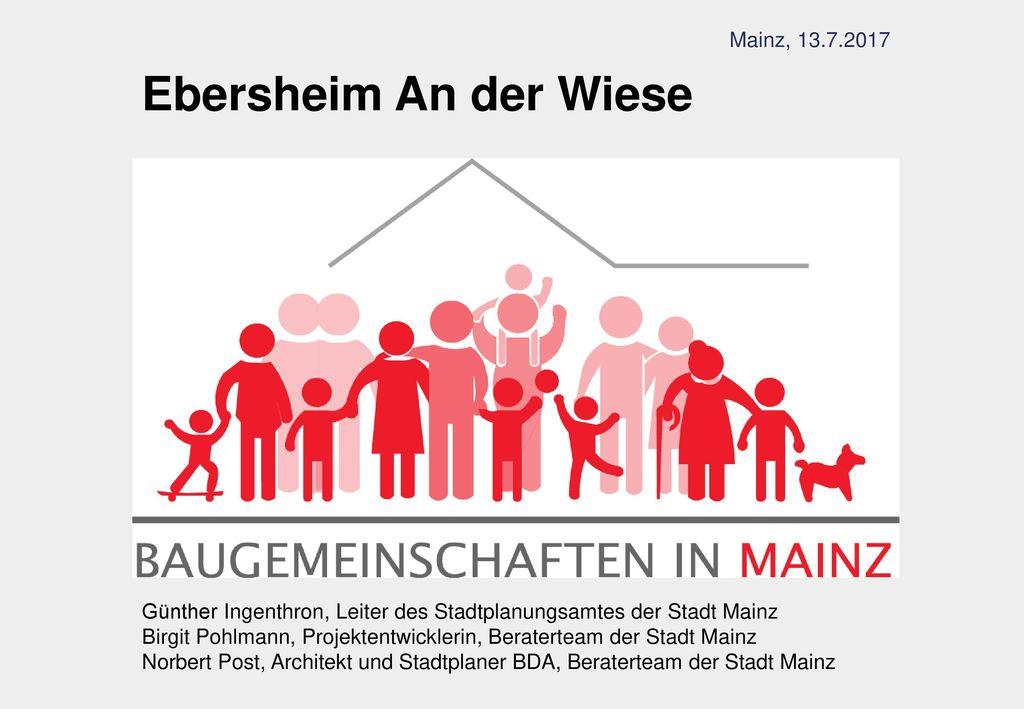 Ebersheim An der Wiese Mainz, 13.7.2017