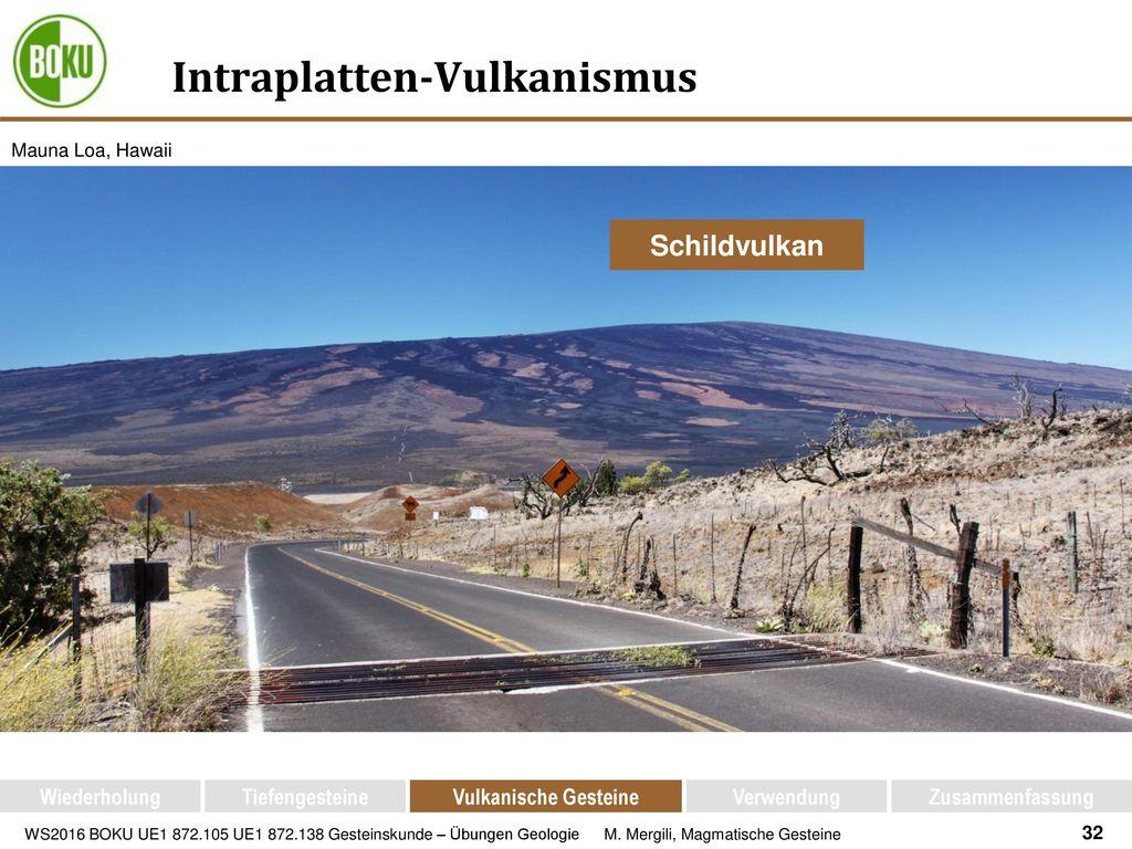 Intraplatten-Vulkanismus