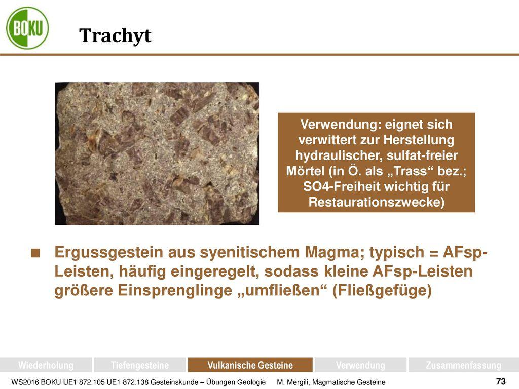 Trachyt