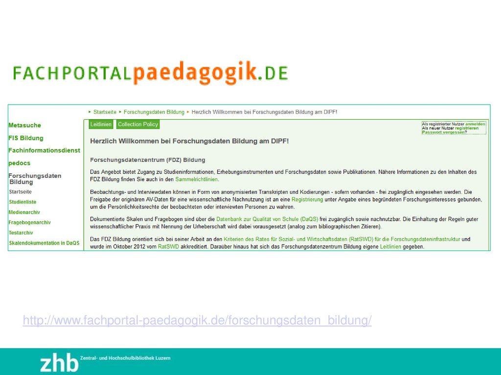 http://www.fachportal-paedagogik.de/forschungsdaten_bildung/