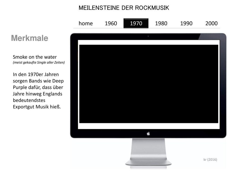 MEILENSTEINE DER ROCKMUSIK