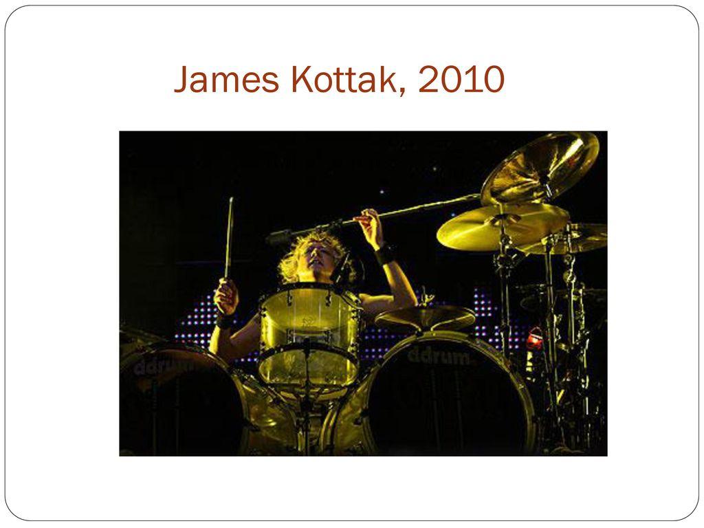 James Kottak, 2010