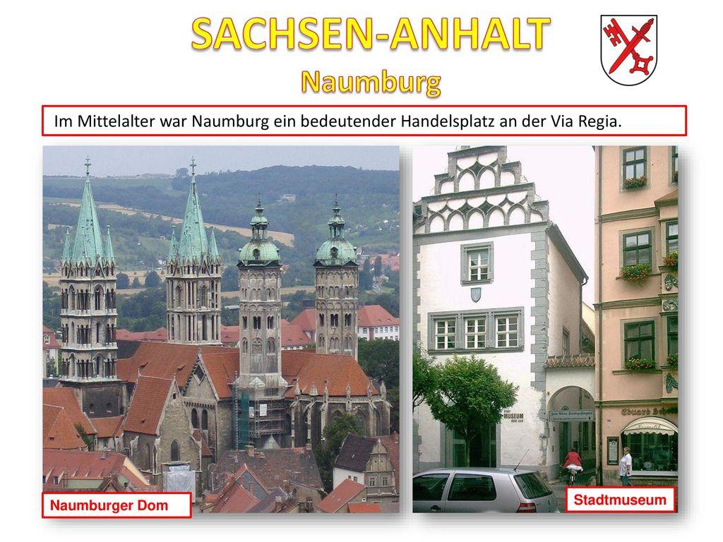SACHSEN-ANHALT Naumburg