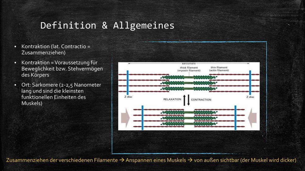 Definition & Allgemeines