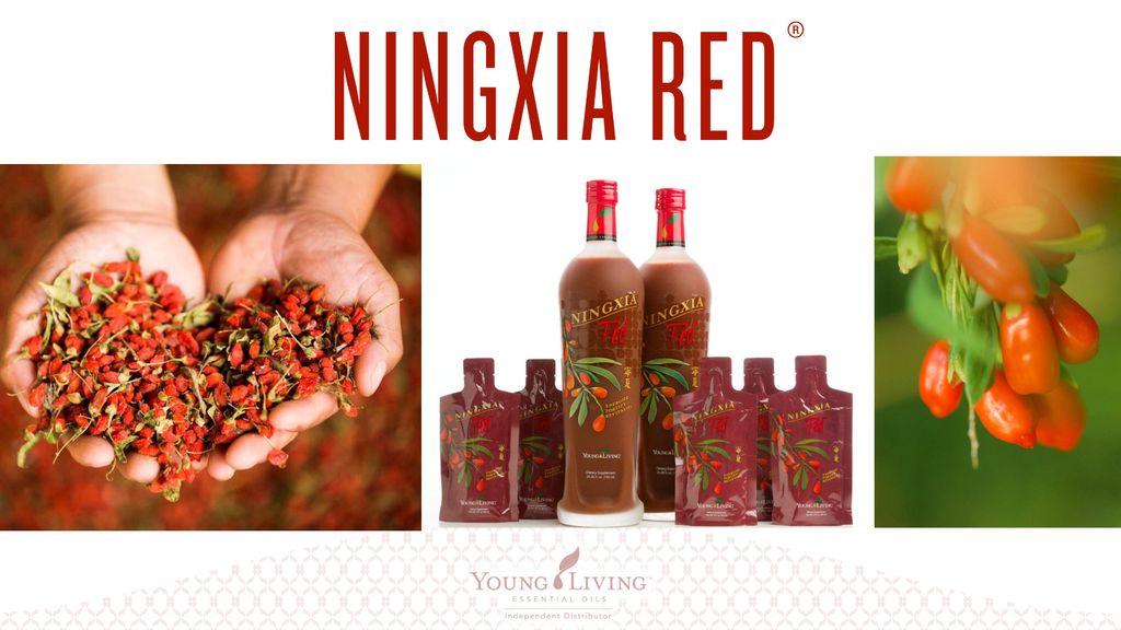NingXia Red zählt zu den allerbeliebtesten Produkten von Young Living - ein nährstoffreiches Getränk mit antioxidativ wirkenden Superfrüchten und kraftvollen ätherischen Ölen.